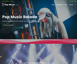 balada - Portfólio
